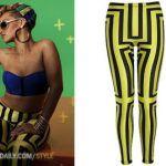 cómo hacer los pantalones de Rihanna