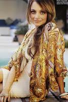 patrón gratis de blusa kimono