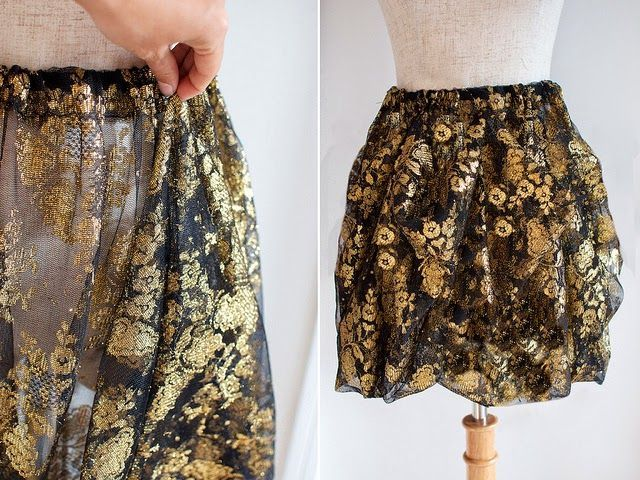 falda de dolce&gabbana