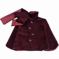 patron abrigo capa