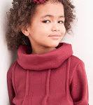2 modelos de vestido de invierno para niña