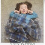 tutorial falda con peto para niña