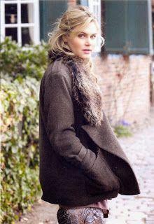 tutorial para hacer un abrigo
