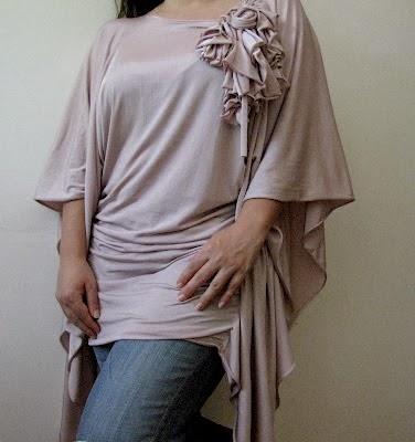 cómo hacer una blusa fácil en 15 minutos