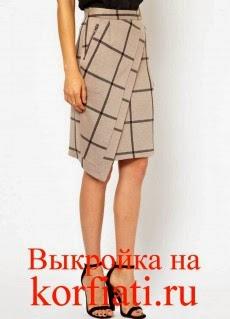 modificación del patrón base de falda