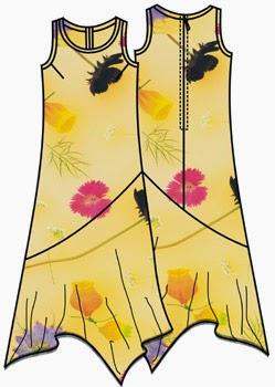 vestido de verano para tallas grandes