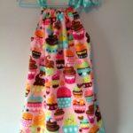 paso a paso para hacer un vestido de verano para niña