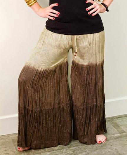 tutorial para la transformación de una falda en pantalón