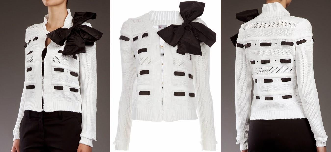cómo copiar una chaqueta de Valentino