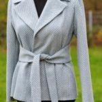 Patrón gratis: americana o blazer (tallas 32-52)