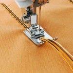 Videotutorial: los prensatelas para añadir hilos o cordones decorativos