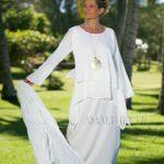 vestido estido lagenlook, patrón gratuito
