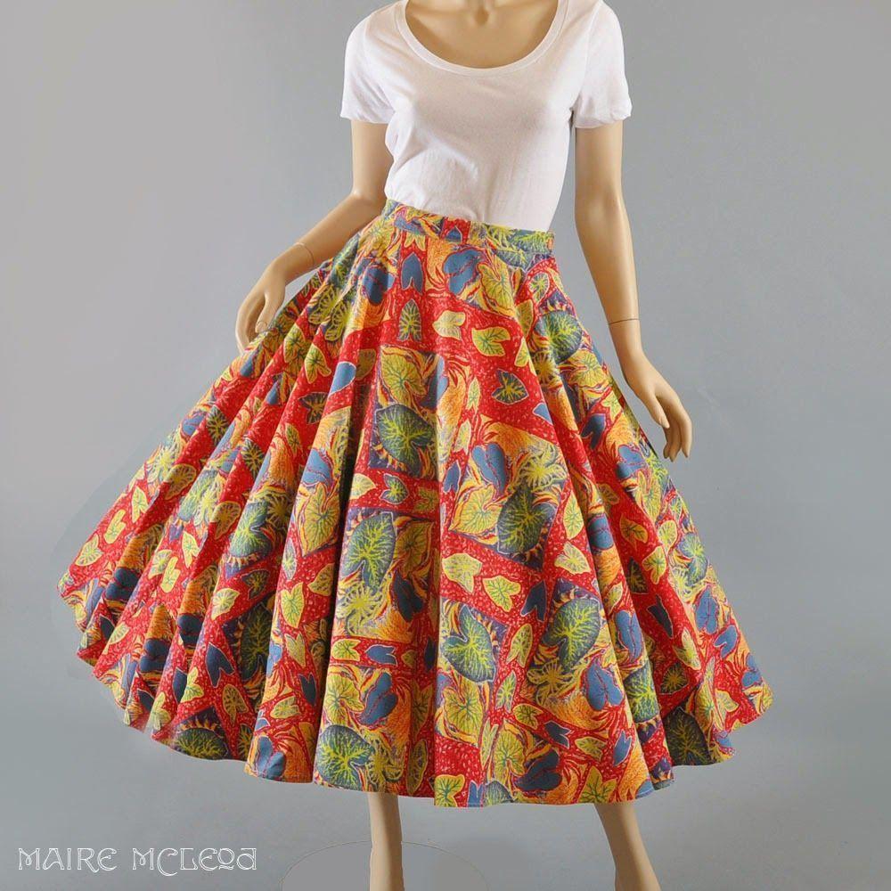 calculos de tela y patron para falda capa