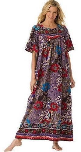 patrón vestido largo para tallas grandes