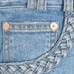 DIY: personalizar una falda o un pantalón (copiando a SEE BY CHLOË)