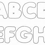 plantilla letras