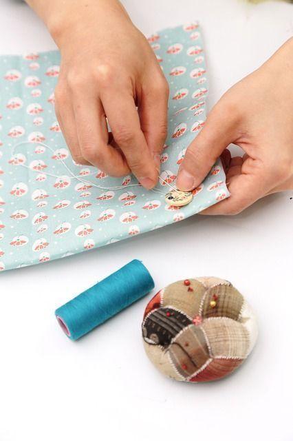 artesana costurera