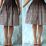 Inspiración y patrón para vestido de verano fácil