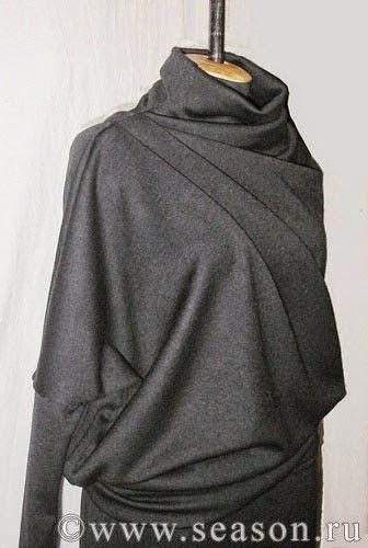 patrón gratuito vestido twister dress