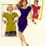 Patrones de vestidos Neue Mode gratuitos