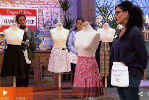 falda plisada maestros de la costura