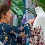 maestros de la costura patronaje en maniqui