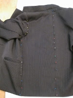 truco para clonar el patrón de una prenda