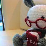 patrón amigurimi abuelo conejo